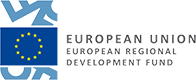 Logo Europen Regional Development Fund